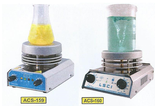 Agitateurs magnetique chauffant