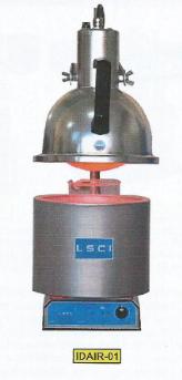 Appareil decomposition d echantillon astm d5863