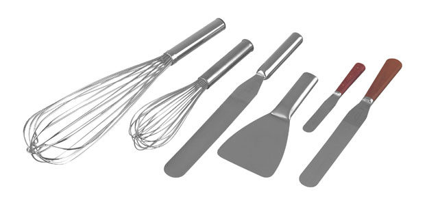 Fouets spatules grattoirs 1