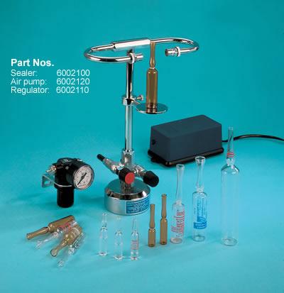 Machine manuelle ampoule 1